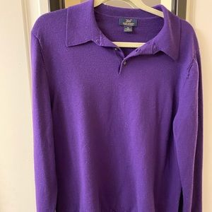 Brooks brother womens sweater